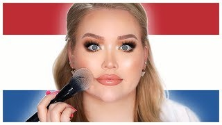 SPEAKING DUTCH ONLY Makeup Tutorial! | NikkieTutorials by Nikkie Tutorials