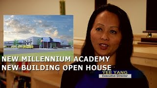 Brooklyn Center (MN) United States  city images : 3HMONGTV: New Millennium Academy new building Open House in Brooklyn Center, MN.