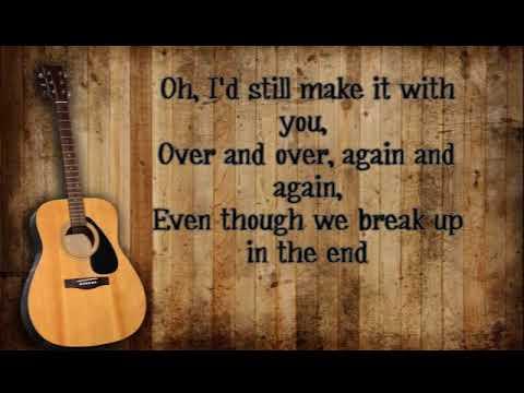Video Cole Swindell - Break Up In The End lyrics download in MP3, 3GP, MP4, WEBM, AVI, FLV January 2017