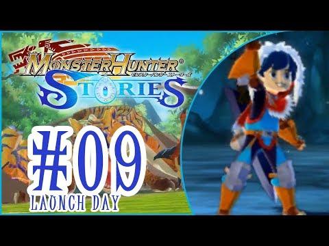 Monster Hunter Stories - #9 Let's Make Potions! [Nintendo 3DS] Capcom