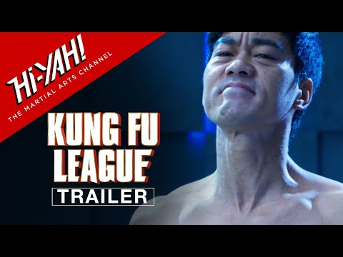 KUNG FU LEAGUE (2019) | Official Trailer