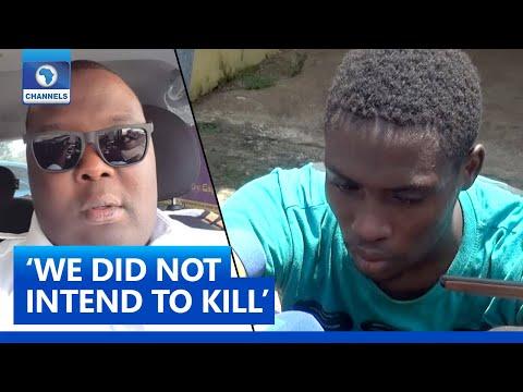 We Did Not Intend To Kill Senator Na'Allah's Son - Suspect