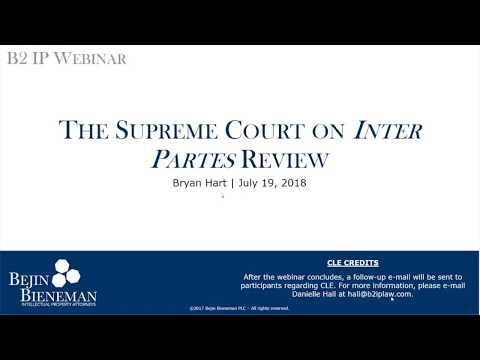 The Supreme Court on Inte…