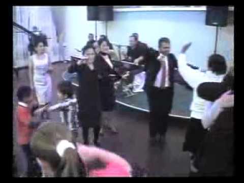 Свадьба в Саингило (Эрети). Давид и Кенул. Поздравления