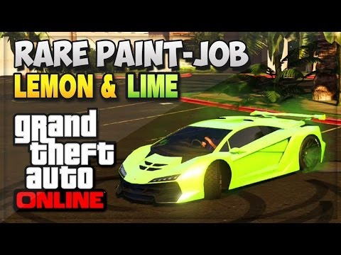 job - GTA 5 Paint Jobs - GTA V & GTA 5 Rare Paint Job Online (GTA 5 Online Gameplay & GTA 5 Glitches) GTA 5 & GTA 5 Online http://bit.ly/1hfHVIA Subscribe! ▻ Follow Me On Twitter: https://twitter.com/i...