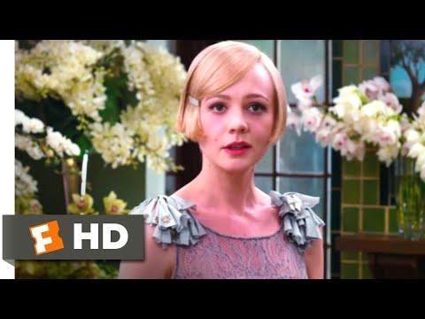 The Great Gatsby (2013) - Invitation to Tea Scene (5/10) | Movieclips