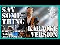 Justin Timberlake Karaoke Duet Version