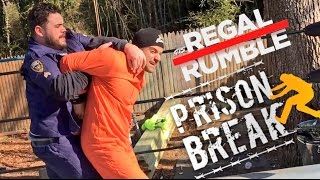GTS RUMBLE FOR THE CHAMPIONSHIP! ROBBIE E ESCAPES PRISON!