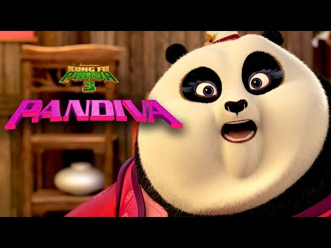 Kung Fu Panda 3 (Viral Video 'Fit, Fab and Strong the Mei Mei Way')