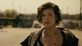 Resident Evil: The Final Chapter - Is That All You Got | official FIRST LOOK clip (2017) by Movie Maniacs