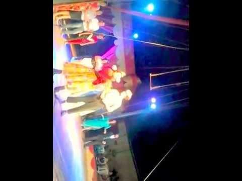 Despedida do circo Grock em Brasnorte MT...