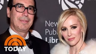 Video Wife Of Steven Mnuchin Apologizes For Slamming Critic Of Her Instagram Post | TODAY MP3, 3GP, MP4, WEBM, AVI, FLV Agustus 2017