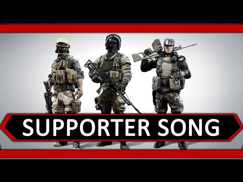 Battlefield 4 Supporter Song by Execute