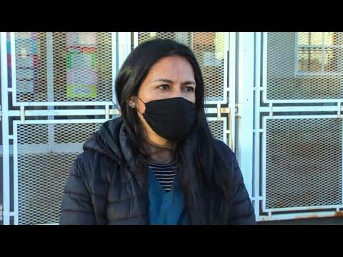 Centro de Salud de Bariloche impulsa un tejetón solidario