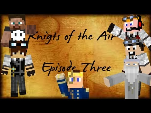 ZsDav adventures: Knights of the Air - Episode three