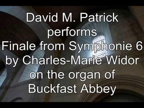 David M. Patrick plays Widor