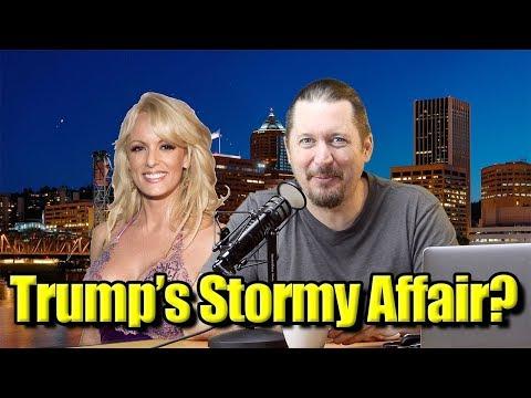 Trump's $130k Stormy Affair?