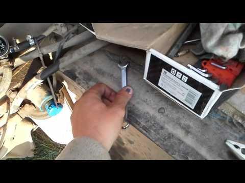 Регулятор давления пневмотормозов камаз 100-3512010 фотка