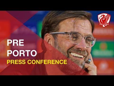 Porto Vs. Liverpool | Jurgen Klopp Press Conference