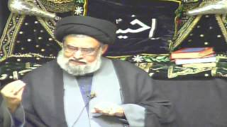 03 Muharram 1436 - Were The Shias To Blame For Karbala Massacre? - Maulana Sayyid Muhammad Rizvi