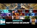 Download Lagu BLUE SPAN IMMORTAL PARTY GAMES ON SMURF DOTA 2 STREAM Mp3 Free