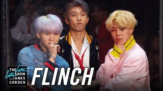 Video Flinch w/ BTS MP3, 3GP, MP4, WEBM, AVI, FLV Maret 2019