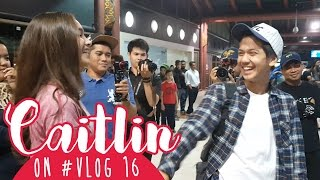 Video Caitlin On #VLOG 16 - Bye Iqbaal T_T MP3, 3GP, MP4, WEBM, AVI, FLV Juli 2018