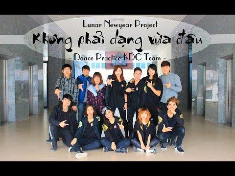 Không Phải Dạng Vừa Đâu - Dance MTP |( Cầu Bài Thơ Hạ Long City )