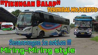 "Video Kumpulan aksi manuver ""JAM MEPET"" Bus saat di Terminal (Kertajaya) MOJOKERTO MP3, 3GP, MP4, WEBM, AVI, FLV Mei 2019"