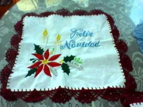 ... el el 11 de diciembre de 2013.bernardina servilletas bordadas a mano