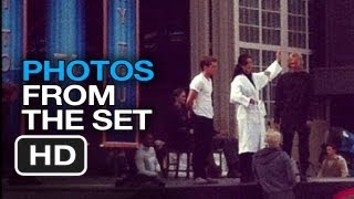 The Hunger Games: Catching Fire - Photos From The Set (2013) Jennifer Lawrence Movie HD