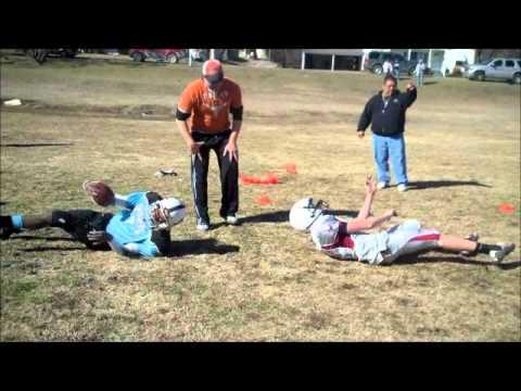 Mckinney Desperados 8th Grade Football Day 1 Part 1