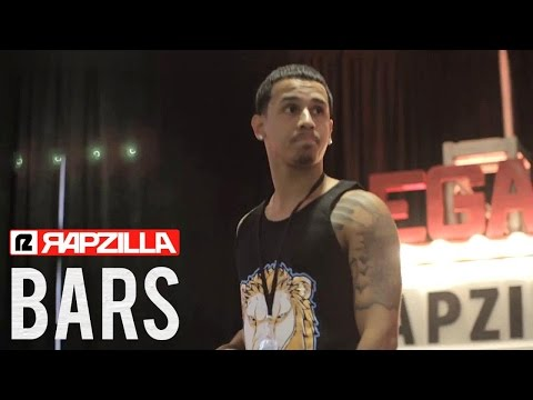 Rapzilla 16 Bar Challenge - Street Hymns vs Los