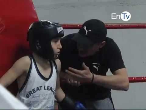 В Энергодаре прошел открытый Чемпионат города по боксу среди юношей 2005-2012 г.р.
