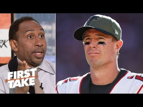Video: Matt Ryan, Falcons should be only threat to Saints in the NFC South – Stephen A. | First Take