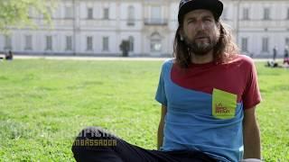 Anton Krupicka Italian tour: Torino e Milano by La Sportiva