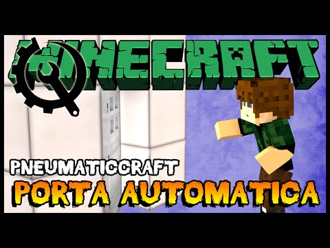 Porta Automática – Archcraft 2 #24 (Minecraft Server 1.7.10)
