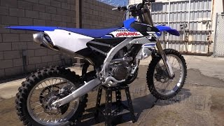 1. ChapMoto.com: Yamaha YZ450 Weight Reduction Tips and Guide