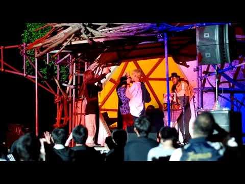 校庭カメラガールドライ【Flash dance Mountain】ガンダーラ真鶴