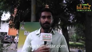Thaman Kumar at Thottal Thodarum Movie Special Screening