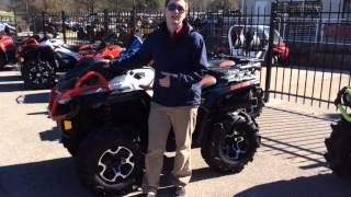 9. Big # 1 Motorsports 2016 Can-Am Outlander XMR 650