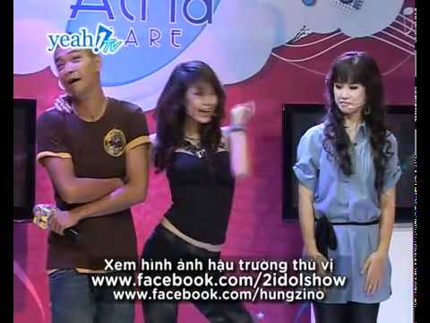 Ca sĩ Minh Hằng nhảy Abracadabra