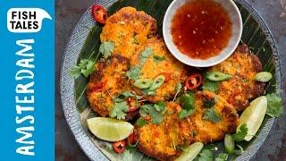 THAI FISH CAKES Recipe | Bart's Fish Tales by Bart's Fish Tales
