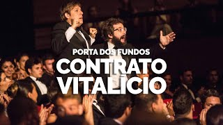 PORTA DOS FUNDOS - CONTRATO VITALÍCIO - TRAILER 1