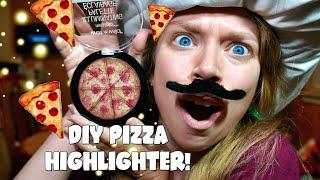 PINTERTEST- PIZZA HIGHLIGHTER DIY! by GRAV3YARDGIRL