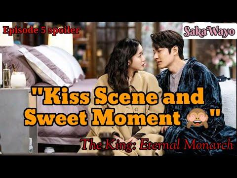 "The King Eternal Monarch ""Kiss Scene"" episode 5 sub indo spoiler"