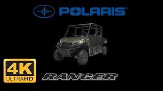 4. Little stroll with Polaris Ranger Crew XP 900 - DJI Mavic Pro