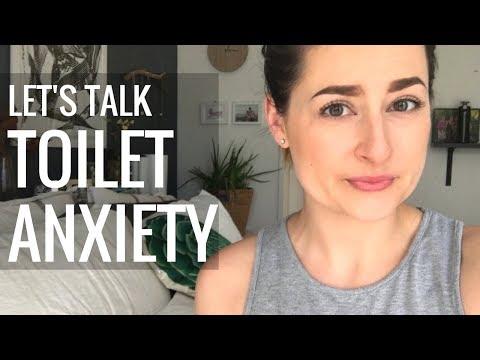 Let's Talk Toilet Anxiety! // ANXIETYMAMMA