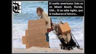 EE.UU: (VIDEO) El Sueño Americano en BLANCO y NEGRO
