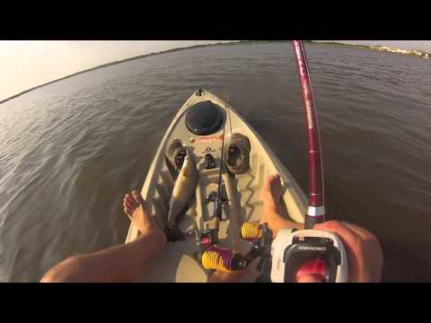 Saltwater Kayak Fishing 2013